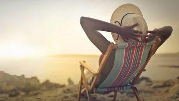 Sonnenliege statt Krankenbett: Gesund im Urlaub